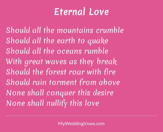 Bible Verses For Wedding Ceremony
