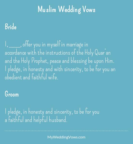 Muslim Wedding Vows Png
